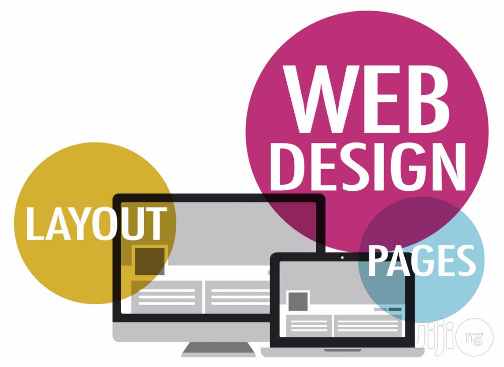Learn How To Create Professional Website Design   Classes & Courses for sale in Jos, Plateau State, Nigeria