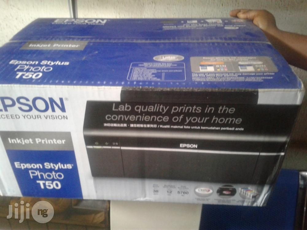Epson T50 Sublimation Printer | Printers & Scanners for sale in Lafia, Nasarawa State, Nigeria