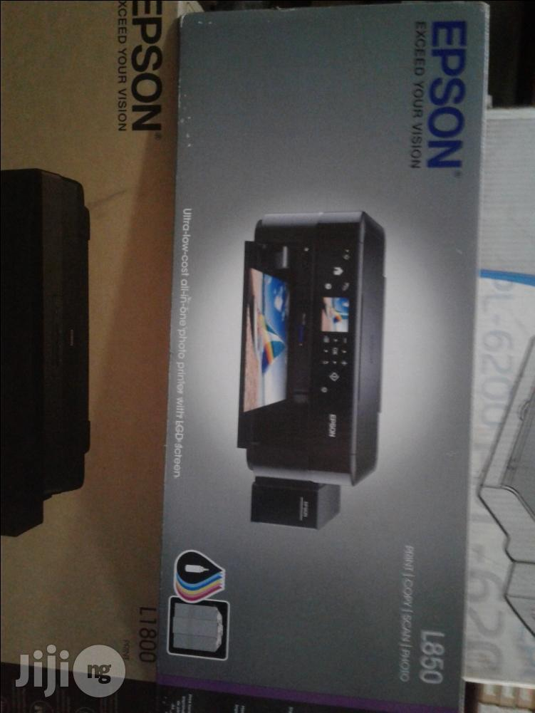 Epson T50 Sublimation Printer