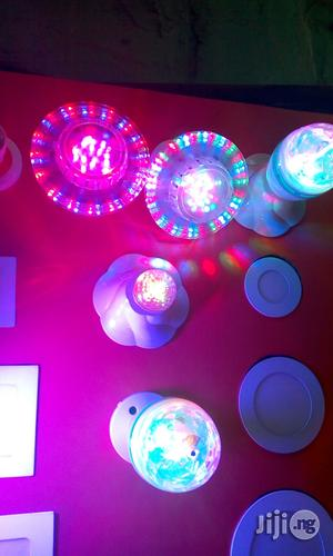 Roteeting Bulbs And Flash Light For Club Or Restaurant | Accessories & Supplies for Electronics for sale in Lagos State, Lekki