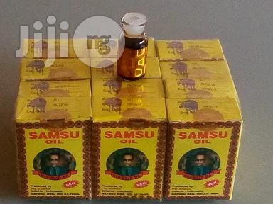 The Only Original Samsu Oil Full Details And Side Effects Exp Oct-2020