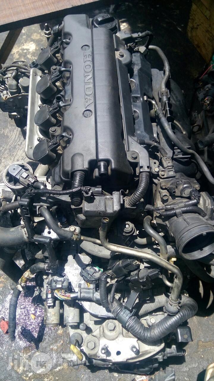 Honda 2006 Civic Engine