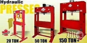 Hydraulic Presser. | Manufacturing Equipment for sale in Rivers State, Port-Harcourt