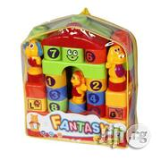 Children Building Blocks - 45 Pieces Fantasy Educational Blocks | Toys for sale in Lagos State