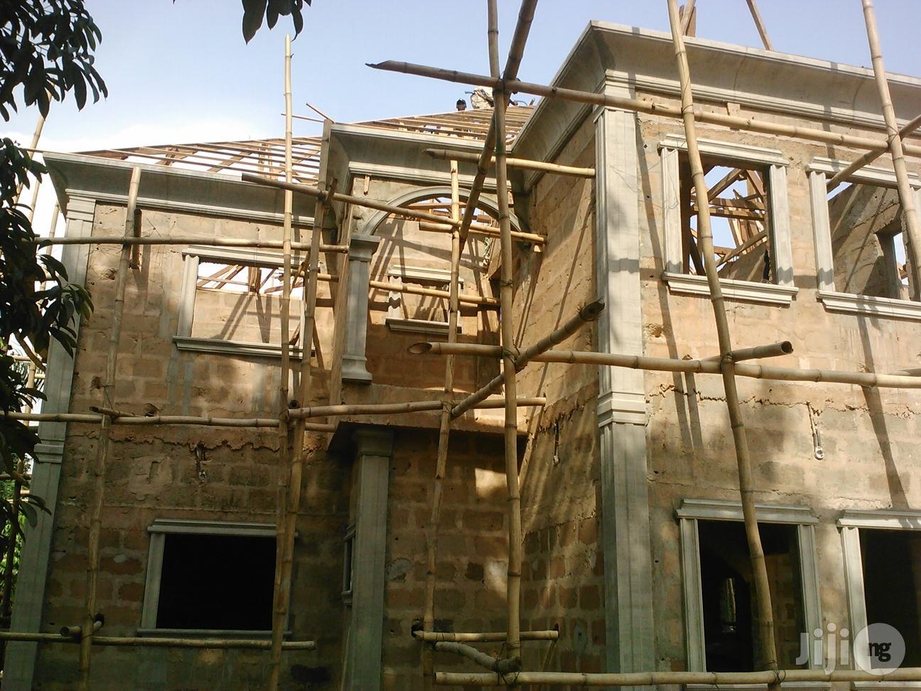 Archive Precast Parapet Concrete Fascia In Ajah Building Trades Services Cce Cmiony Craft And Engineering Jiji Ng In Ajah Building Trades Services From Cce Cmiony Craft And Engineering