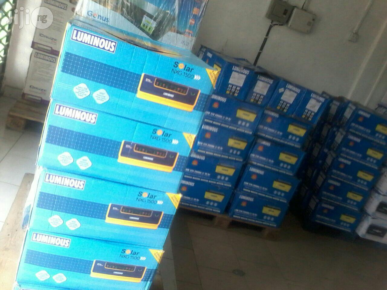 Luminous Battery (Promo) | Solar Energy for sale in Port-Harcourt, Rivers State, Nigeria