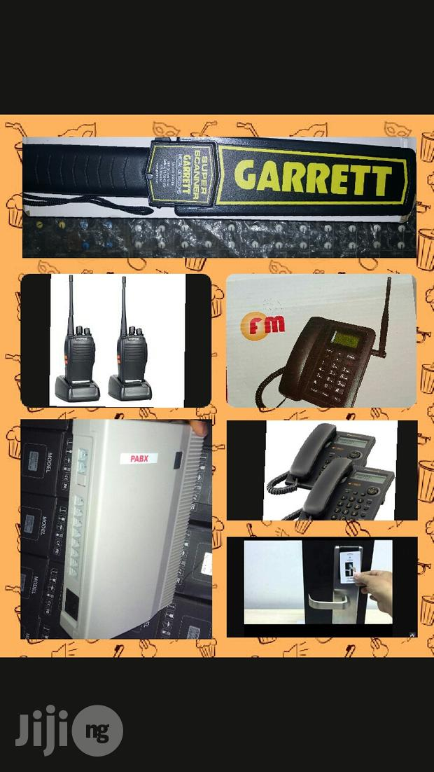 Communication Gadgets Promo Sales