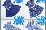 Zara Denim Dress | Clothing for sale in Lagos State, Ikeja