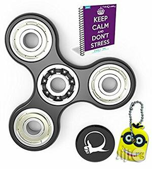 USA Fabquality Fidget Spinner Relieves Stress, Autism, Anxiety | Toys for sale in Lagos State, Alimosho