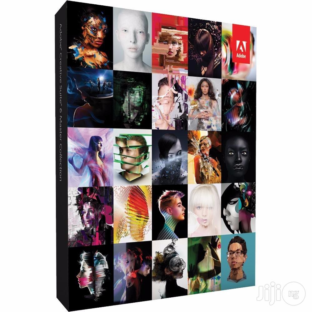 Adobe Creative Suite® 6 Master Collection