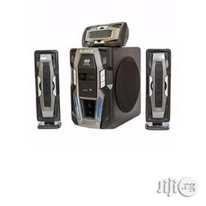 Djack 3.1 Heavy Duty Sub Woofer Bluetooth Home Theatre   Audio & Music Equipment for sale in Lagos State, Ojo