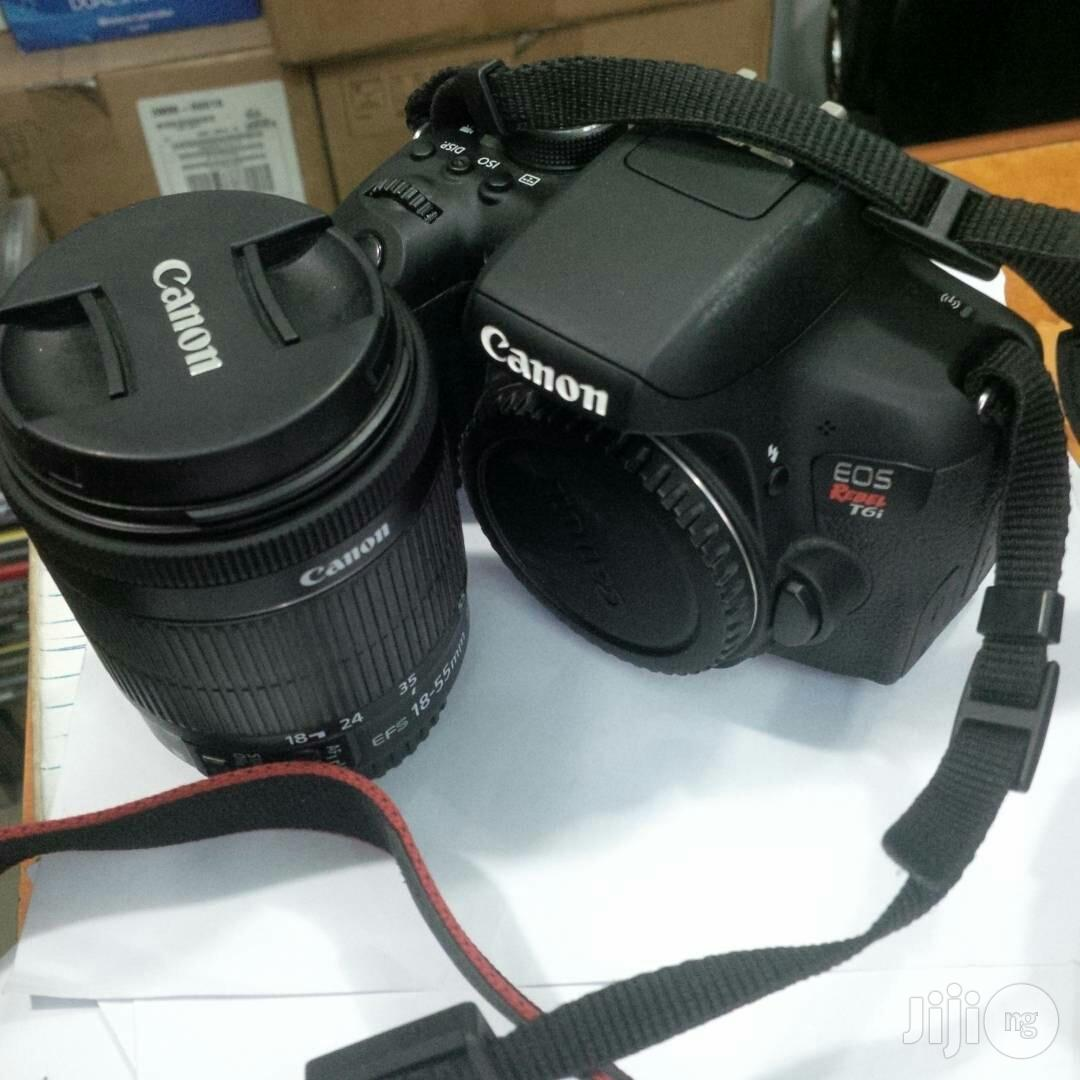 Canon EOS Rebel T6i UK Used Camera