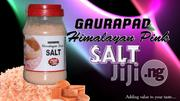 Gaurapad Himalayan Pink Salt Contains 84 Trace Minerals and Elements | Meals & Drinks for sale in Lagos State, Ikeja