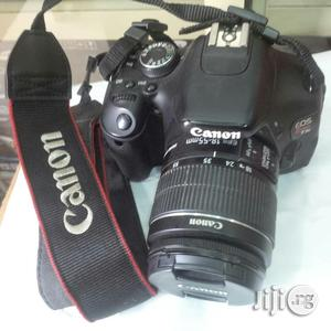 Canon EOS Rebel T3i UK Used Camera | Photo & Video Cameras for sale in Lagos State, Ikeja