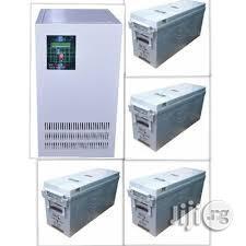 3.5kva Solar+Inverter System for 24-Hour | Solar Energy for sale in Lagos State, Lekki