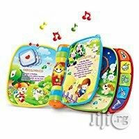 Archive: Vtech Musical Rhymes Book