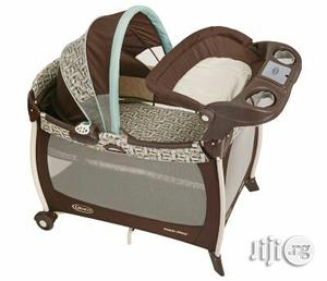 Graco Pack N Play Silhouette Baby Bed | Children's Furniture for sale in Lagos State, Ikeja