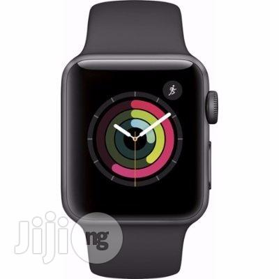 Apple Iwatch 42mm Aluminum Sport Band Watch - Space Grey