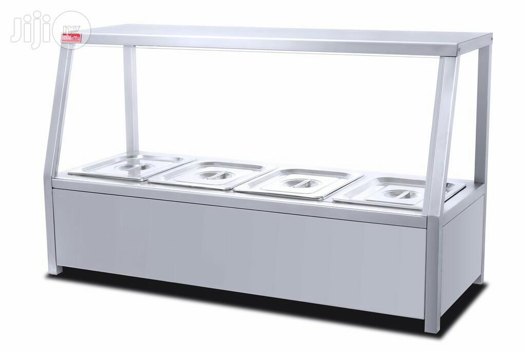 Food Warmer Display