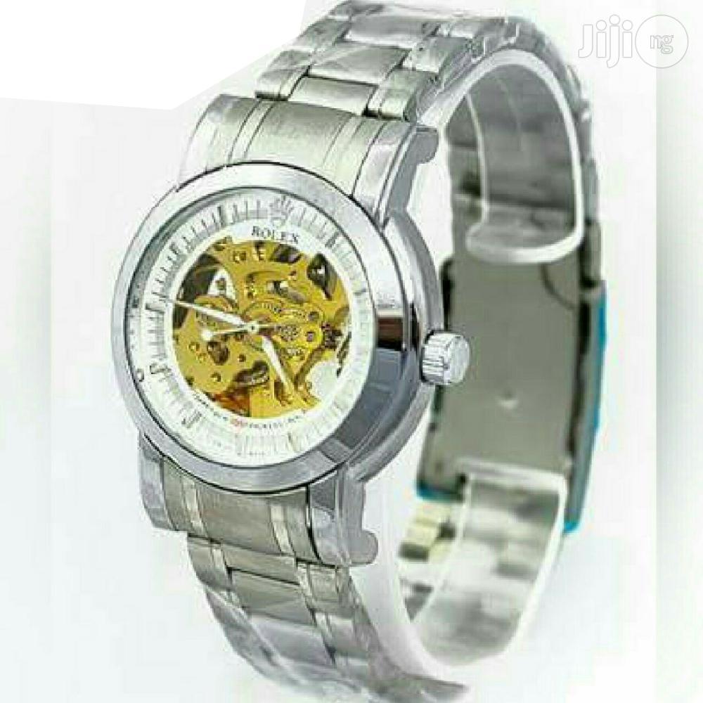 Archive: Rolex Mechanical Wristwatch