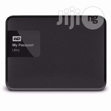 WD - My Passport Ultra 2TB Hard Drive