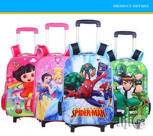 Children Character Trolley School Bag Ben10 (Wholesale) | Babies & Kids Accessories for sale in Lagos State, Ikeja