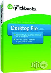 Quickbooks Desktop Pro Accounting 2017 Edition | Software for sale in Lagos State, Ikeja