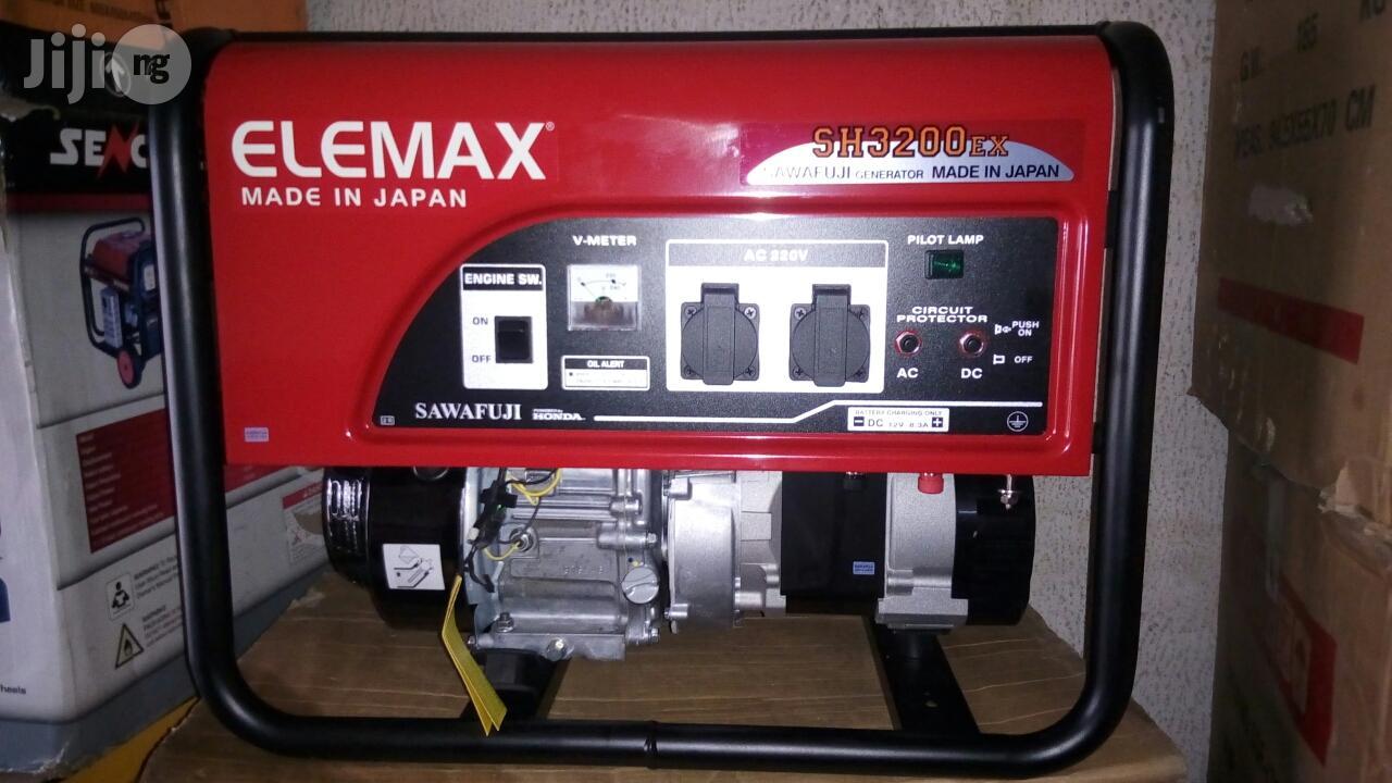 Elemax Japan SH3200EX