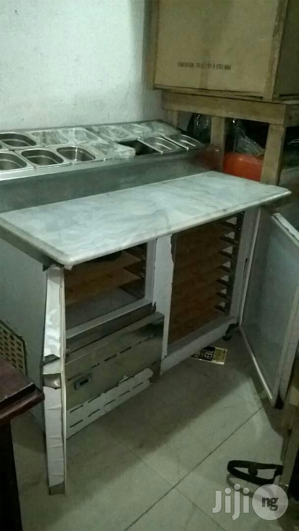 Salad Bar Display | Restaurant & Catering Equipment for sale in Ajah, Lagos State, Nigeria