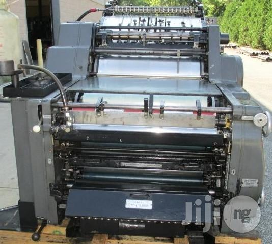 Kord 64, Printing Machine 82model | Printing Equipment for sale in Mushin, Lagos State, Nigeria