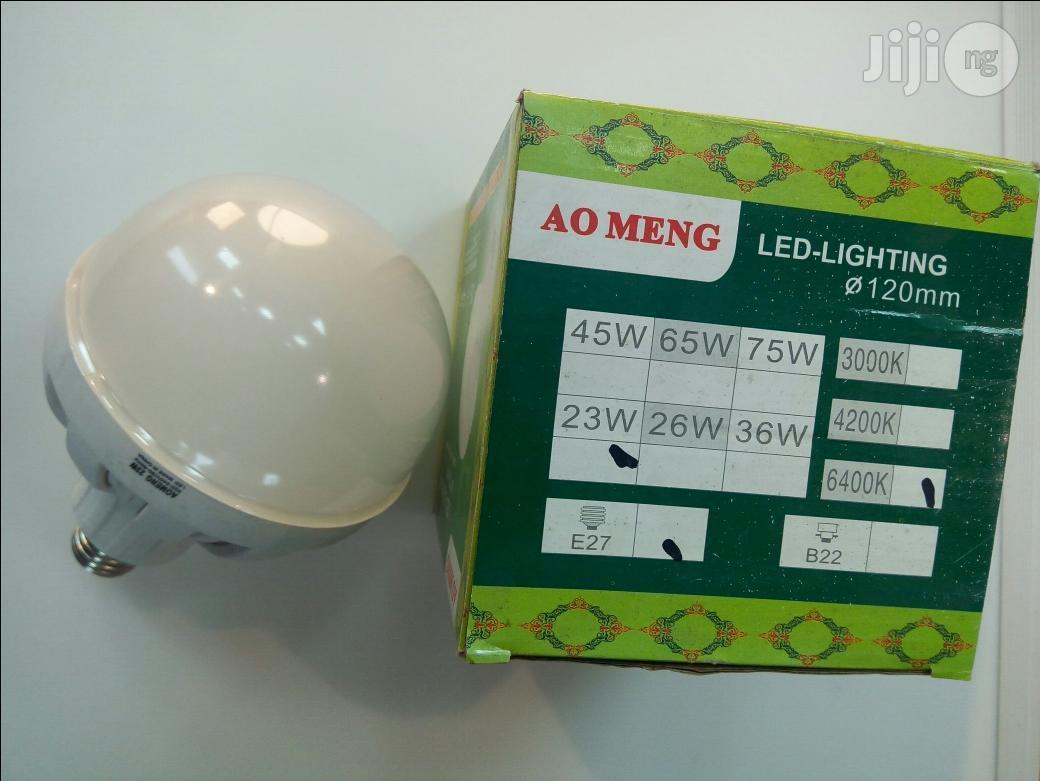 23watt E27 Ao Meng LED Bulb ON Promo