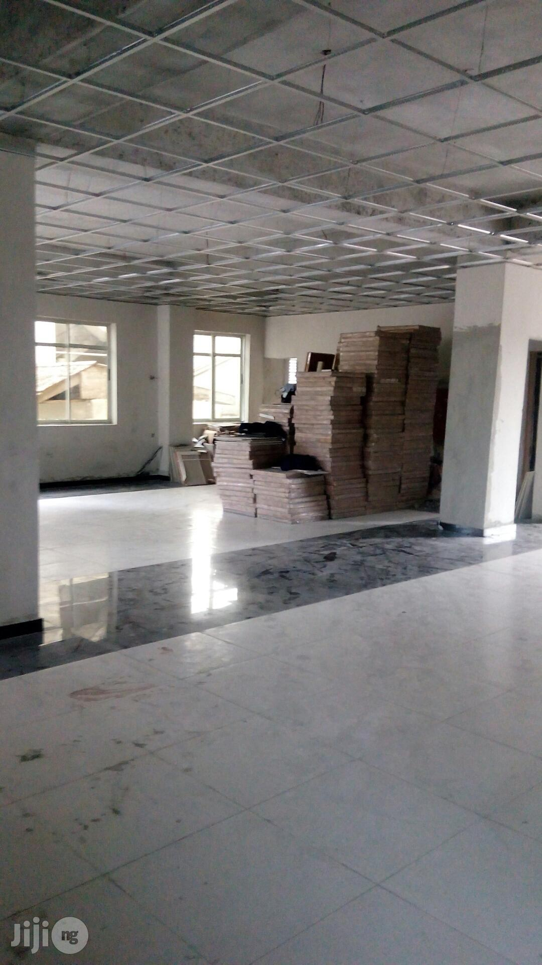 Bran New Office Space/Showroom At Garrision Dline PH | Commercial Property For Rent for sale in Port-Harcourt, Rivers State, Nigeria