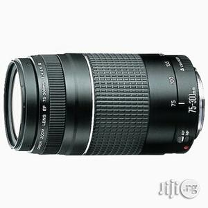 EF 75-300mm F/4-5.6 III Telephoto Zoom Lens for Canon SLR Cameras | Accessories & Supplies for Electronics for sale in Lagos State