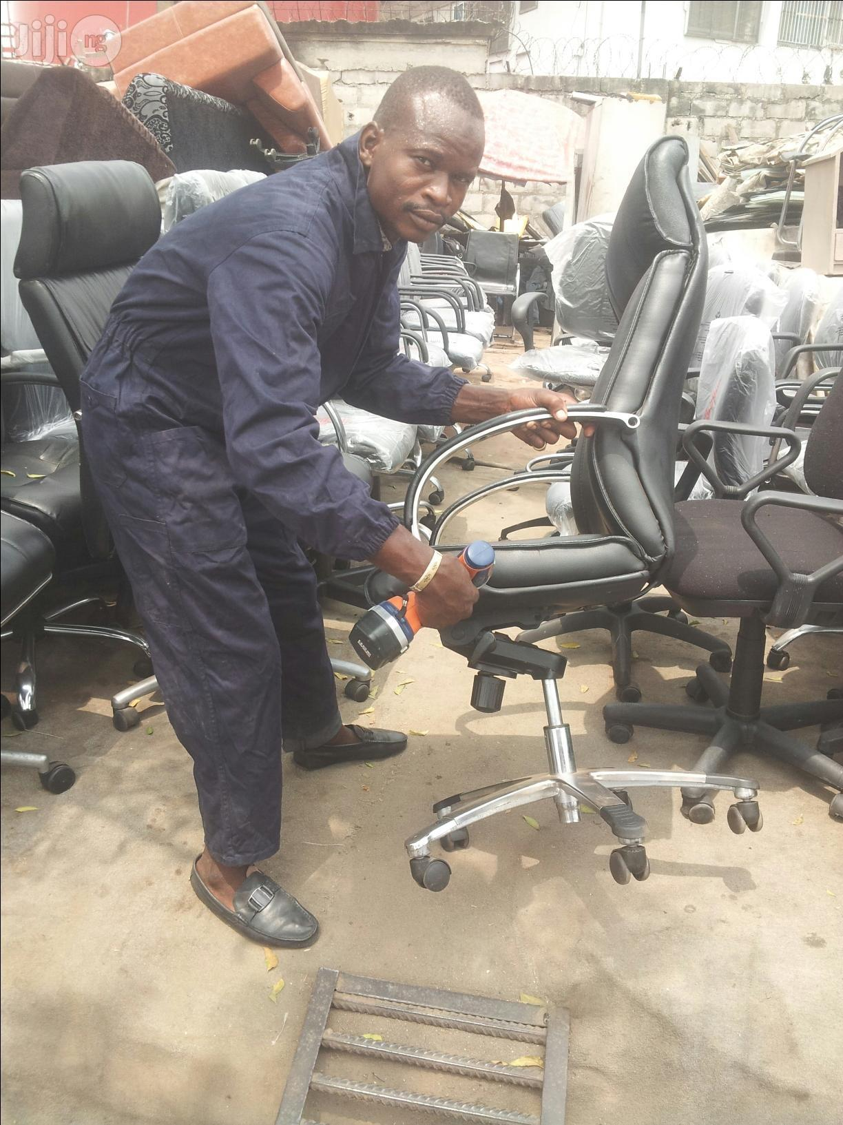 Repair Your Office Chair And Table And All Kinds Of Office Equipment