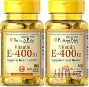 Puritan Pride Vitamin E | Vitamins & Supplements for sale in Lagos State, Amuwo-Odofin