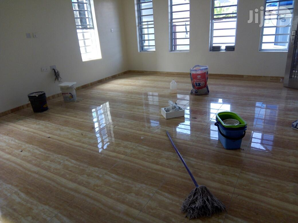 Cleaning M/ Fumigation And Tiles Polishing