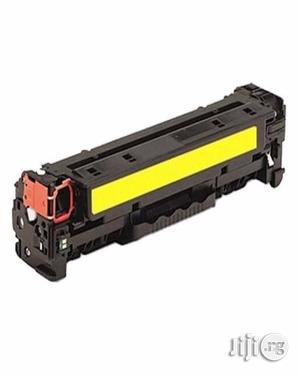 Ion Original HP Compatible CF382A 312A Yellow Printer Toner Cartridge   Accessories & Supplies for Electronics for sale in Lagos State, Ikeja