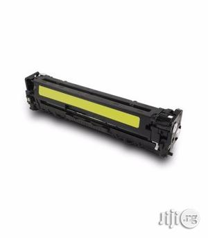 Ion Original HP Compatible CB542A 125A Yellow Printer Toner Cartridge   Accessories & Supplies for Electronics for sale in Lagos State, Ikeja