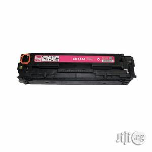 Ion Original HP Compatible CB543A 125A Magenta Printer Toner Cartridge   Accessories & Supplies for Electronics for sale in Lagos State, Ikeja