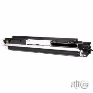 Ion Original HP Compatible CE310A 126A Black Printer Toner Cartridge