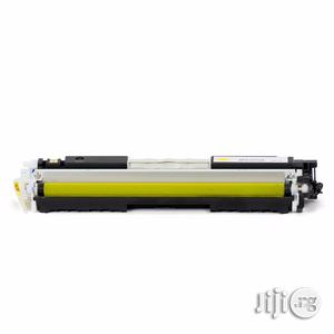 Ion Original HP Compatible CE312A 126A Yellow Printer Toner Cartridge   Accessories & Supplies for Electronics for sale in Lagos State, Ikeja