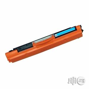 Ion Original HP Compatible CF351A 130A Cyan Printer Toner Cartridge   Accessories & Supplies for Electronics for sale in Lagos State, Ikeja