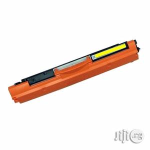 Ion Original HP Compatible CF352A 130A Yellow Printer Toner Cartridge   Accessories & Supplies for Electronics for sale in Lagos State, Ikeja