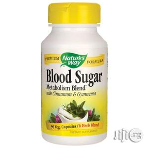 Blood Sugar Metabolism Blend With Cinnamon And Gymnema For Diabetes | Vitamins & Supplements for sale in Lagos State, Lekki