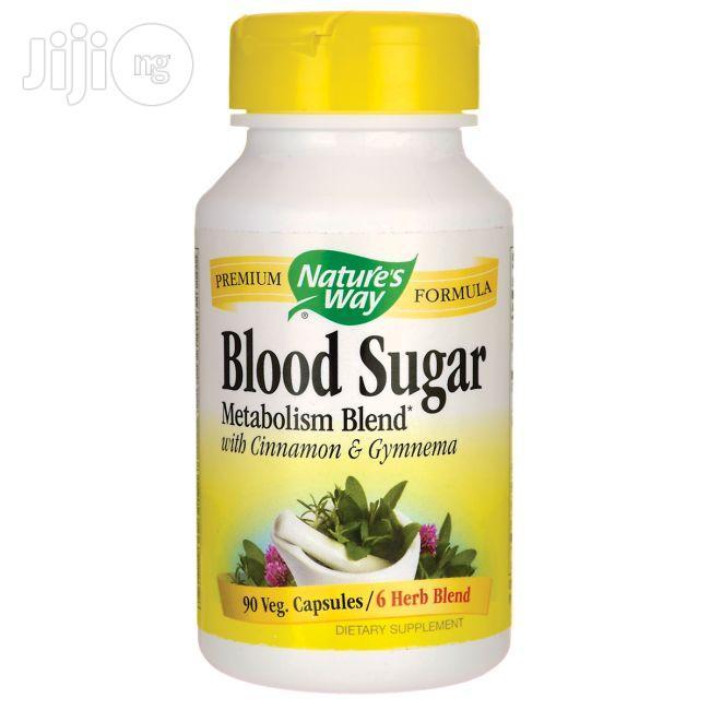 Blood Sugar Metabolism Blend With Cinnamon And Gymnema For Diabetes