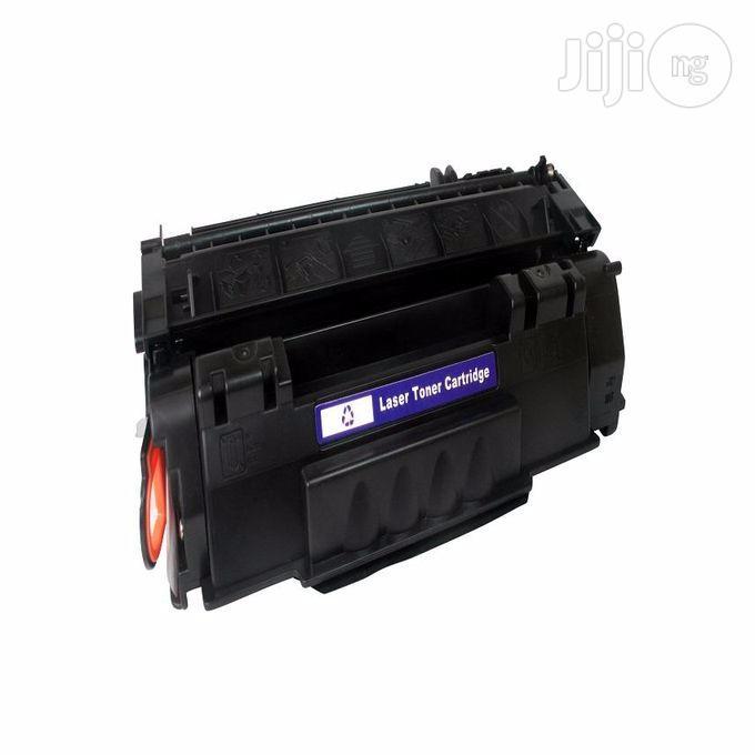 Ion Original HP Compatible Q5949A 49A Black Printer Toner Cartridge