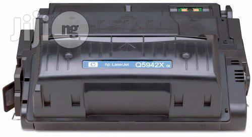 Ion Original HP Compatible Q5942A 42A Black Printer Toner Cartridge