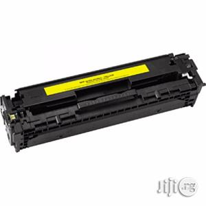 Ion Original HP Compatible Cc532a 304A Yellow Printer Toner Cartridge   Accessories & Supplies for Electronics for sale in Lagos State, Ikeja