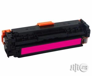 Ion Original HP Compatible Cf403a Magenta Printer Toner Cartridge   Accessories & Supplies for Electronics for sale in Lagos State, Ikeja