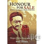 Honour By Major Debo Basorun For Sale | Books & Games for sale in Lagos State, Ikeja